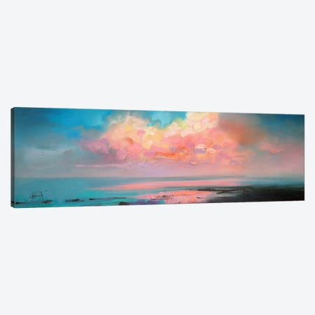 Atlantic Cumulus Canvas Print #SNH64} by Scott Naismith Canvas Print