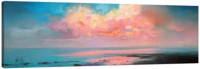Atlantic Cumulus Canvas Art Print