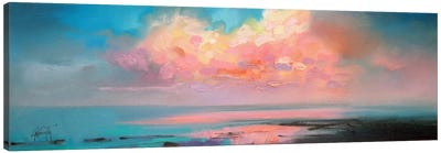 Atlantic Cumulus Canvas Art Print