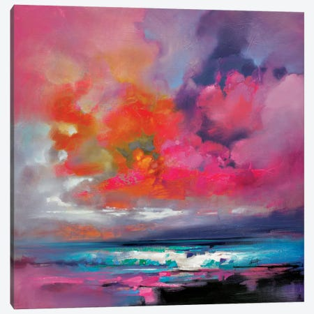 Cataclysm Canvas Print #SNH66} by Scott Naismith Canvas Art Print