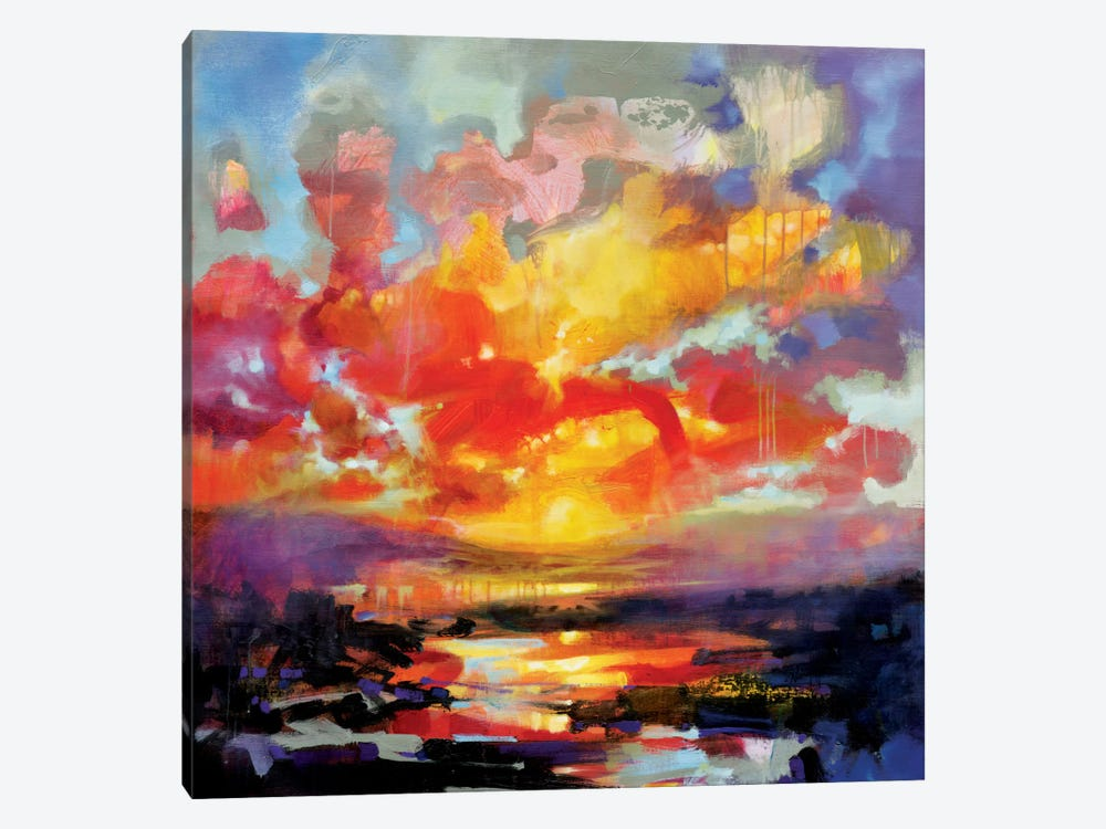 Emerging by Scott Naismith 1-piece Canvas Art