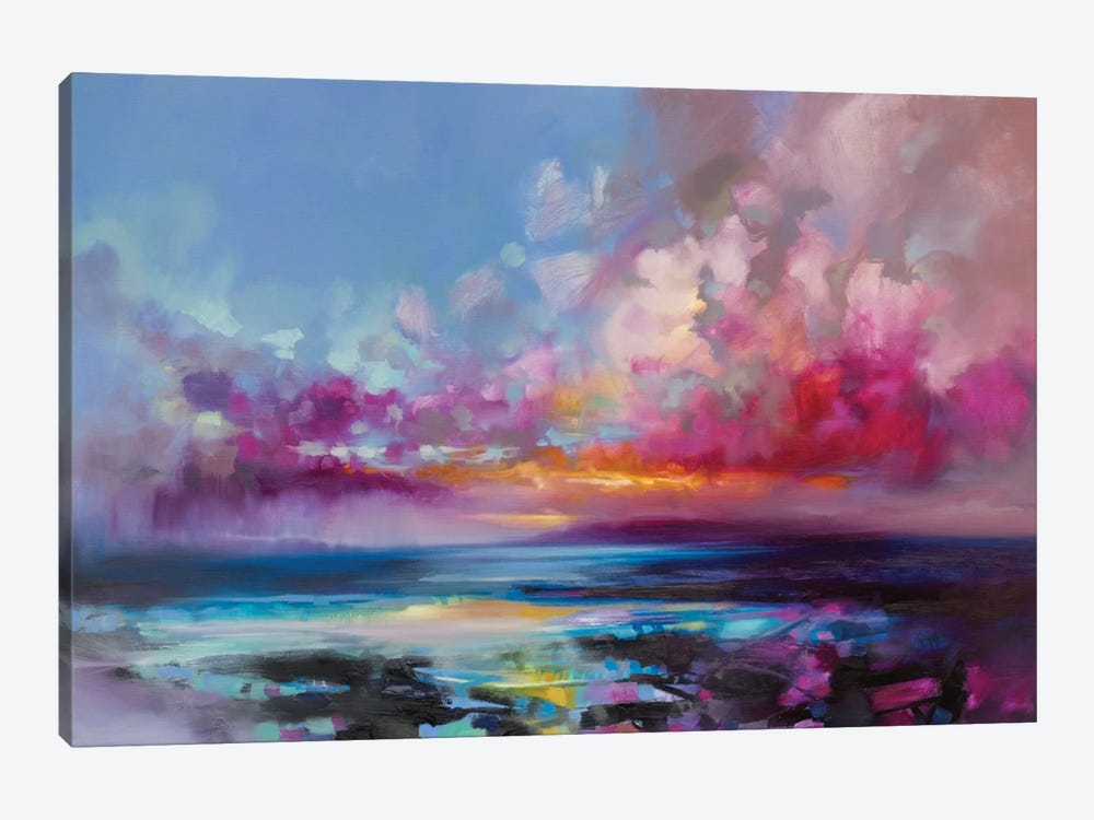Arran Glow by Scott Naismith 1-piece Canvas Print