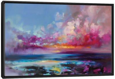 Arran Glow Canvas Art Print