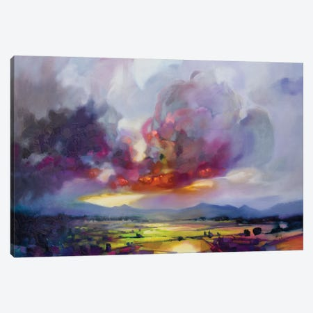 Bulk Modulus Canvas Print #SNH73} by Scott Naismith Canvas Print