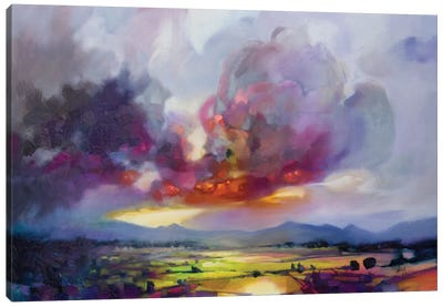 Bulk Modulus by Scott Naismith Canvas Art Print