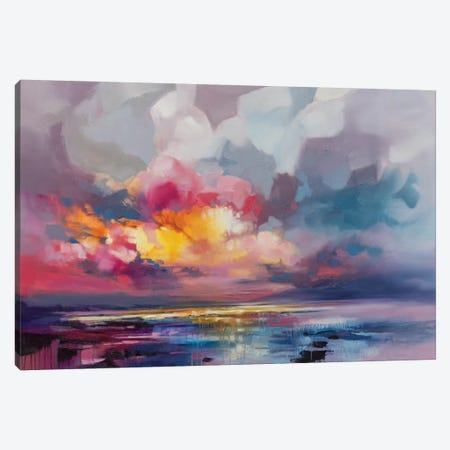 Displacement Canvas Print #SNH74} by Scott Naismith Canvas Wall Art