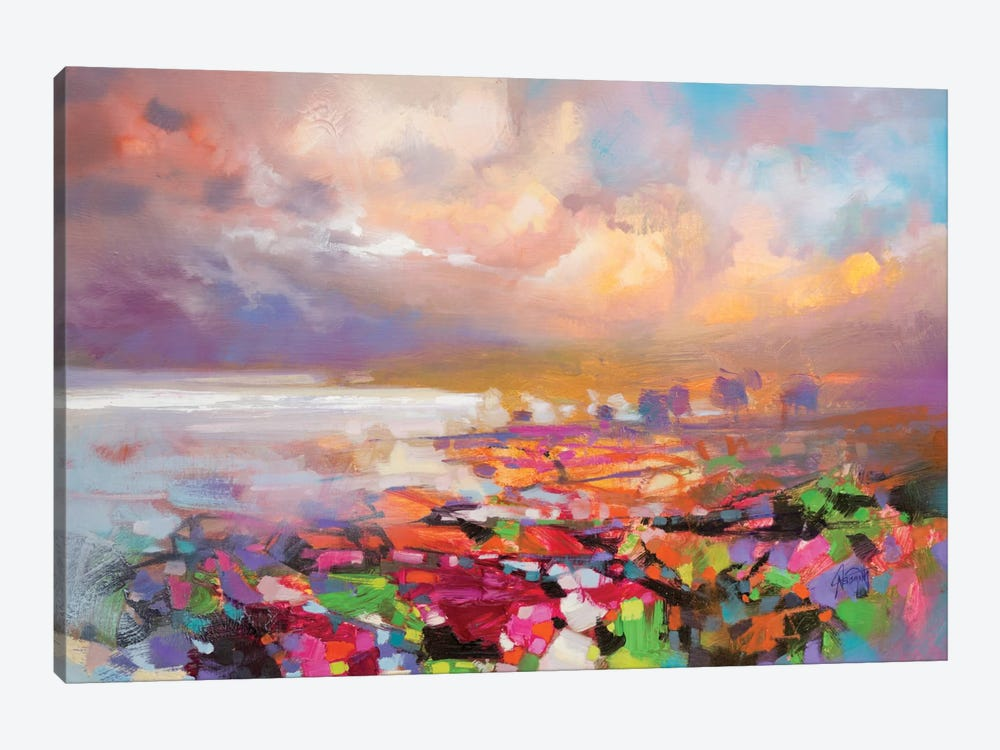 Solidify III by Scott Naismith 1-piece Canvas Art Print