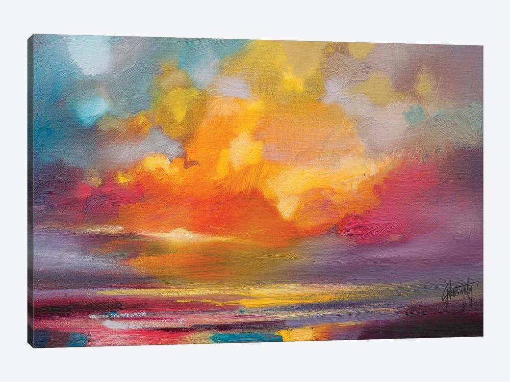 Sunset by Scott Naismith 1-piece Canvas Artwork
