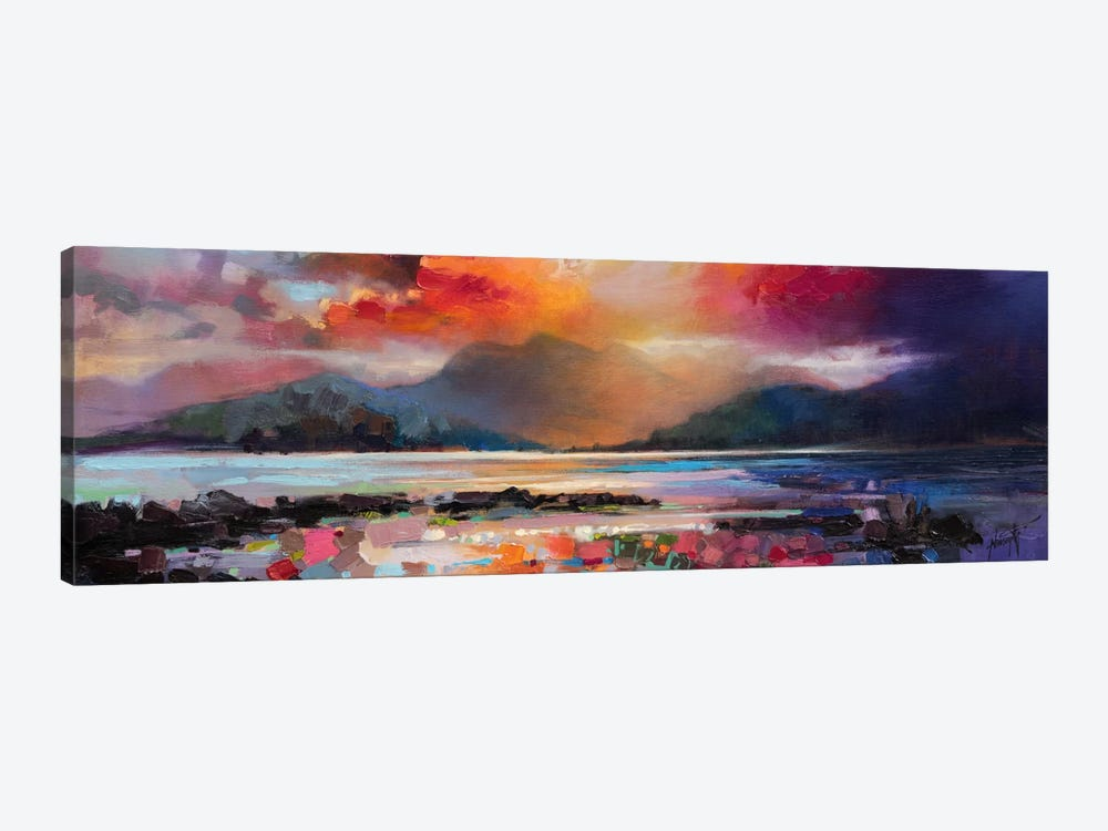 View From Armadale by Scott Naismith 1-piece Canvas Art Print