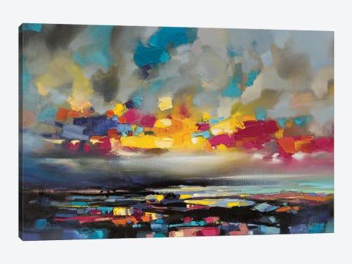 Particles Ii Canvas Art By Scott Naismith Icanvas