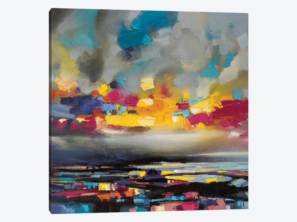 Particles III by Scott Naismith 1-piece Art Print