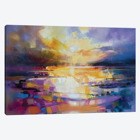 Solidify IV Canvas Print #SNH82} by Scott Naismith Canvas Wall Art