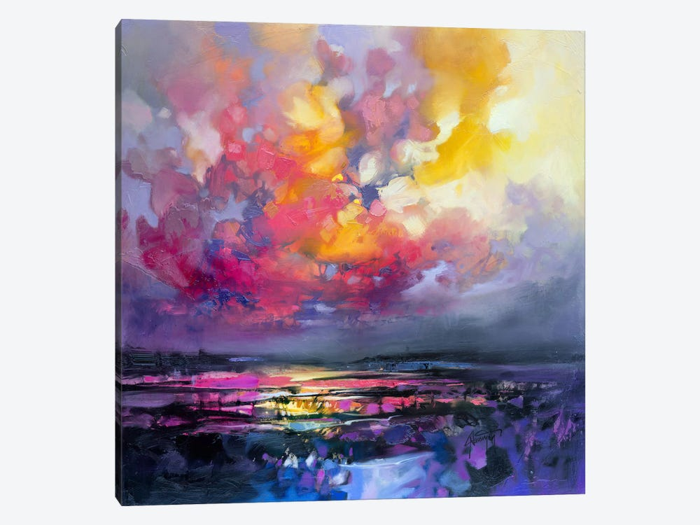 Binding Energy I by Scott Naismith 1-piece Canvas Print