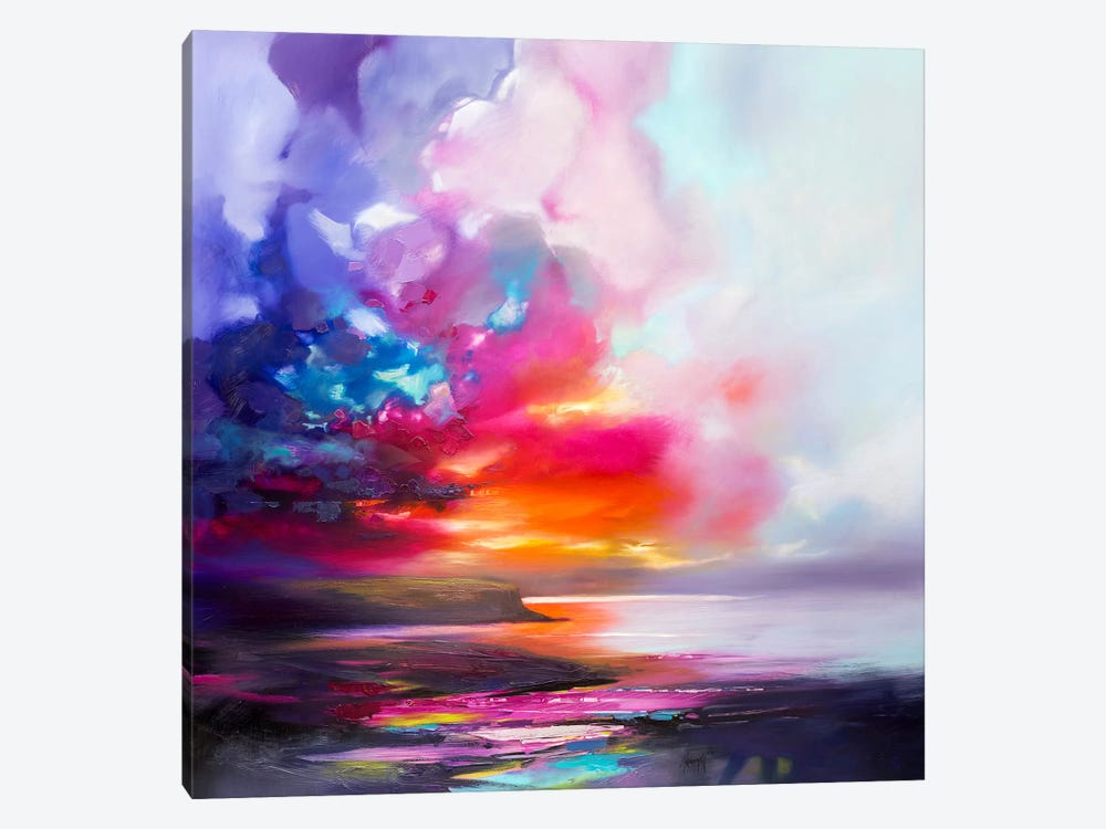 Diffusion II by Scott Naismith 1-piece Art Print