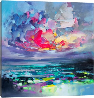 Elements I by Scott Naismith Canvas Art Print