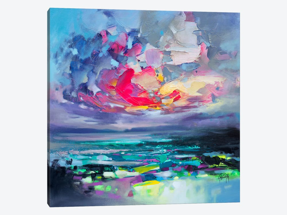 Elements I by Scott Naismith 1-piece Canvas Art