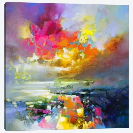Elements II Canvas Print #SNH87} by Scott Naismith Canvas Art Print