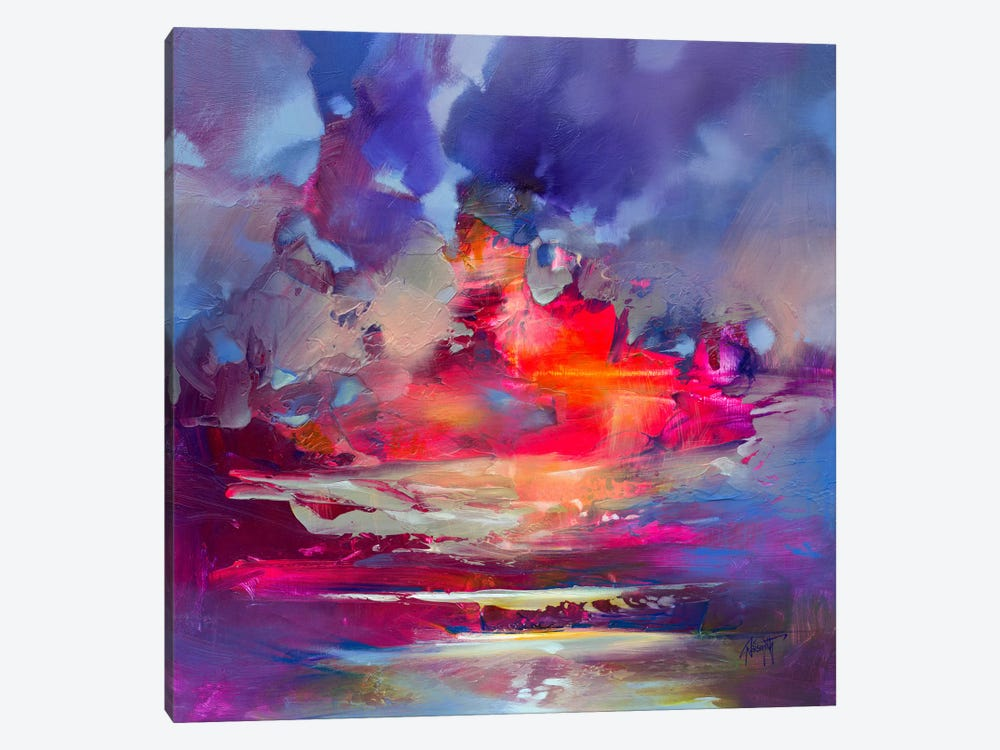 Energy Transfer by Scott Naismith 1-piece Canvas Artwork