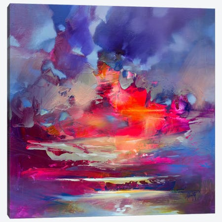 Energy Transfer Canvas Print #SNH88} by Scott Naismith Canvas Wall Art
