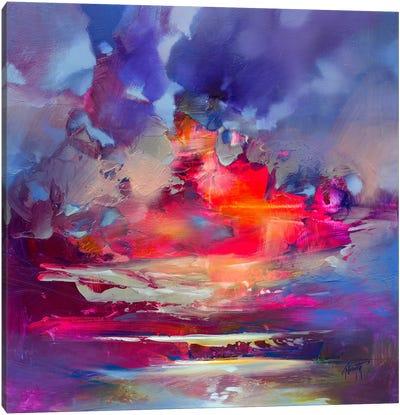 Energy Transfer Canvas Art Print