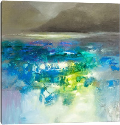 Fluid Dynamics I by Scott Naismith Canvas Art Print