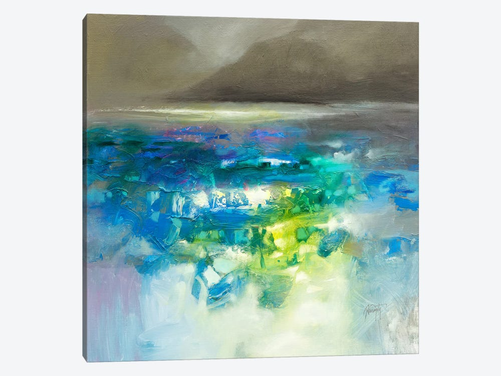 Fluid Dynamics I by Scott Naismith 1-piece Canvas Print