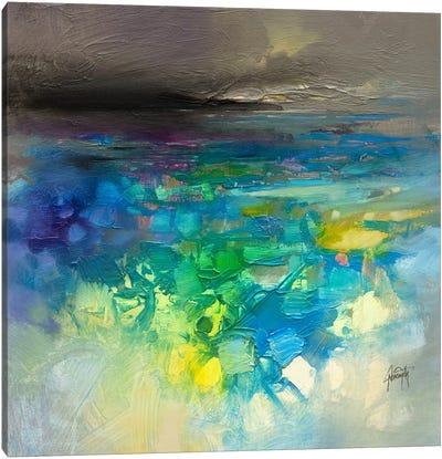 Fluid Dynamics II Canvas Art Print