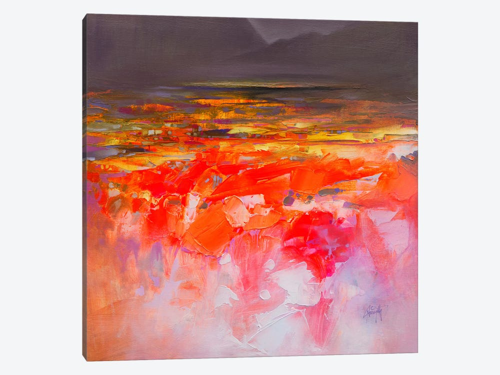 Fluid Dynamics III by Scott Naismith 1-piece Canvas Art