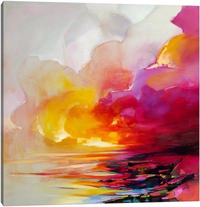 Magenta Shade Canvas Print #SNH94