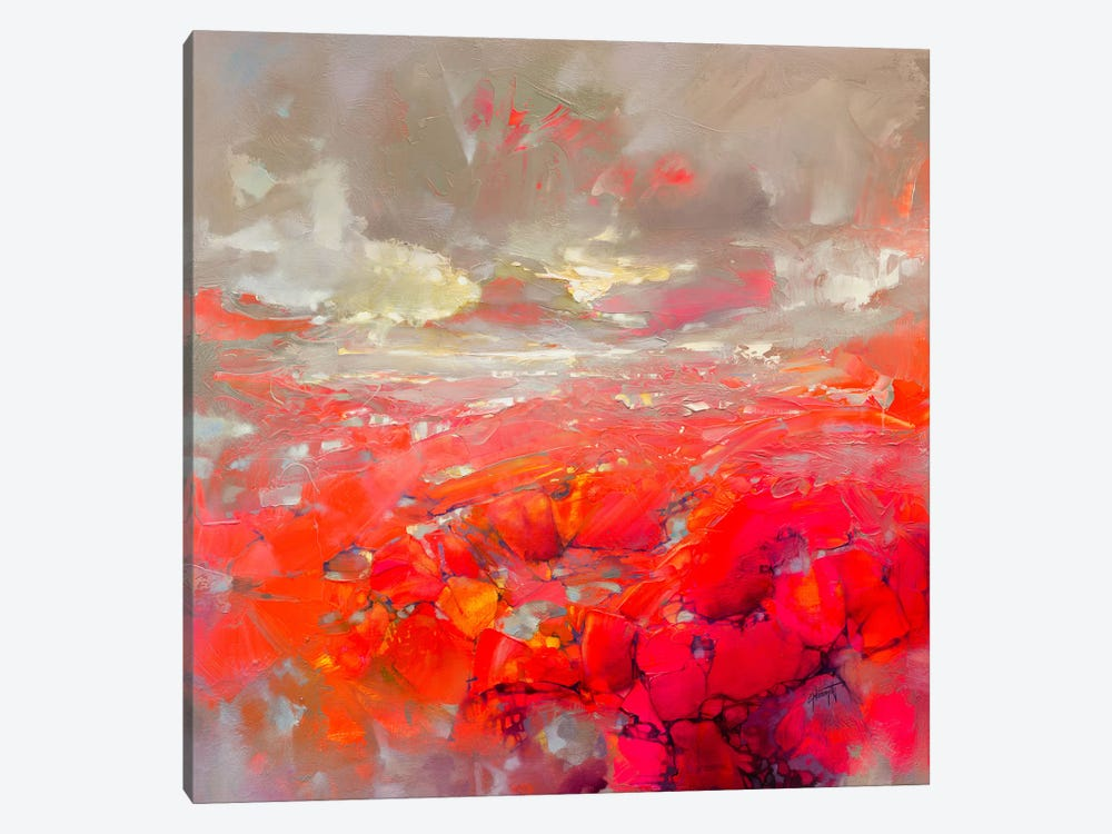 Molecular Bonds by Scott Naismith 1-piece Canvas Artwork