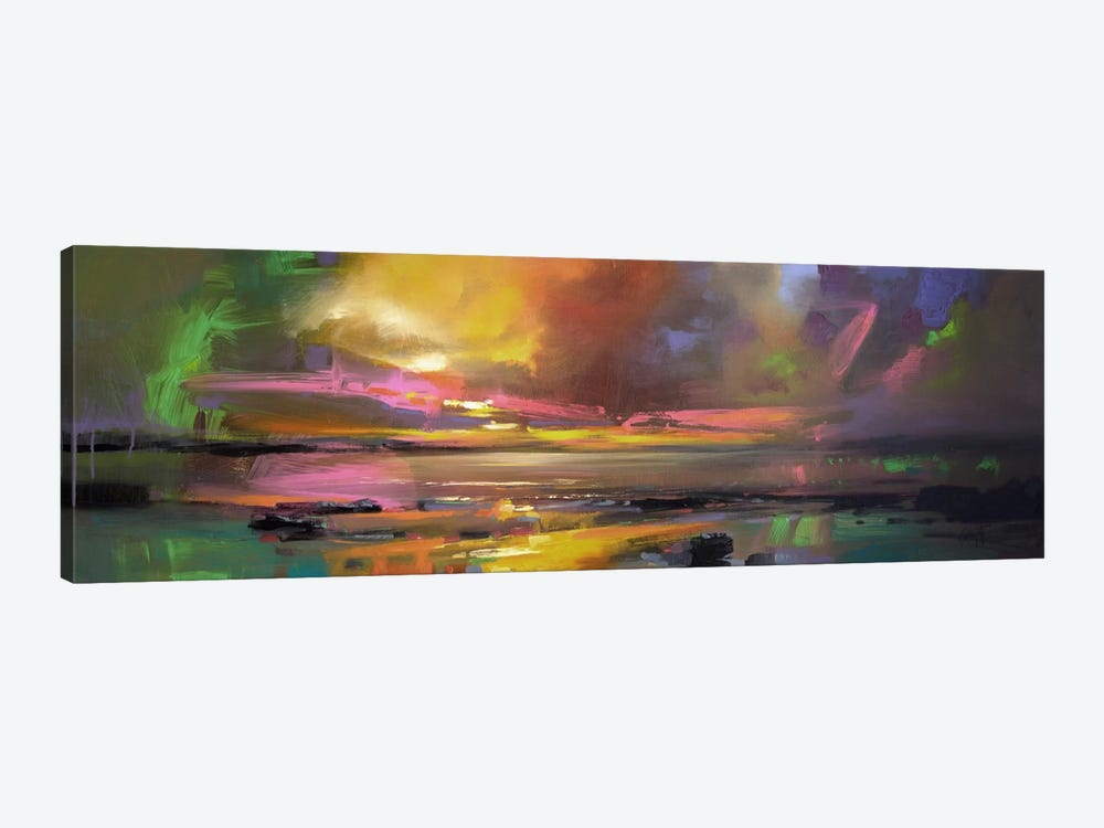 Electric Sky by Scott Naismith 1-piece Art Print