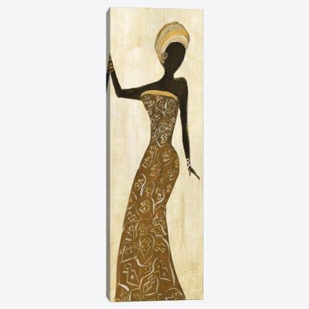 African Dance I Canvas Print #SNK3} by Julia Shaternik Canvas Art Print