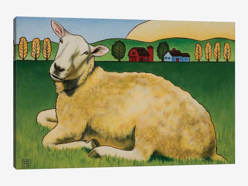 Hazel by Stacey Neumiller 1-piece Canvas Wall Art