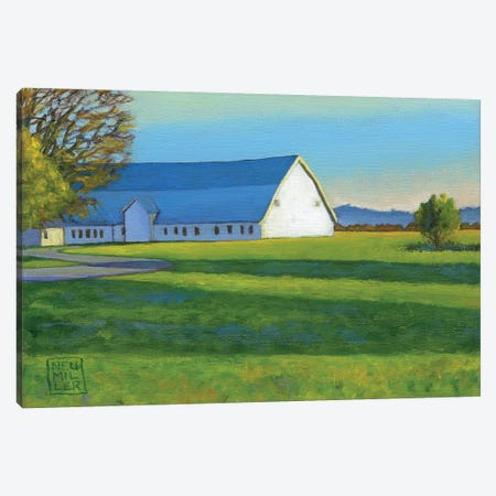 Skagit Valley Barn I Canvas Print #SNM82} by Stacey Neumiller Canvas Art Print