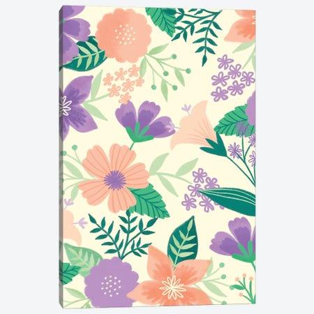 Butterfly Garden II Canvas Print #SNN10} by Taylor Shannon Canvas Art Print
