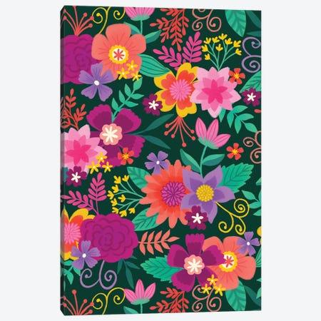 Joyful Blooms II Canvas Print #SNN7} by Taylor Shannon Canvas Art Print