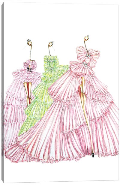 Giambattista Valli Multi Canvas Art Print