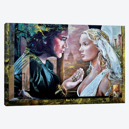 Promise Canvas Print #SNS102} by Sinisa Saratlic Canvas Art Print