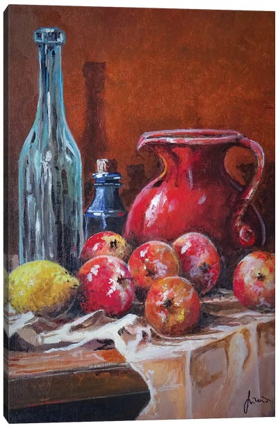 Fruits Canvas Art Print