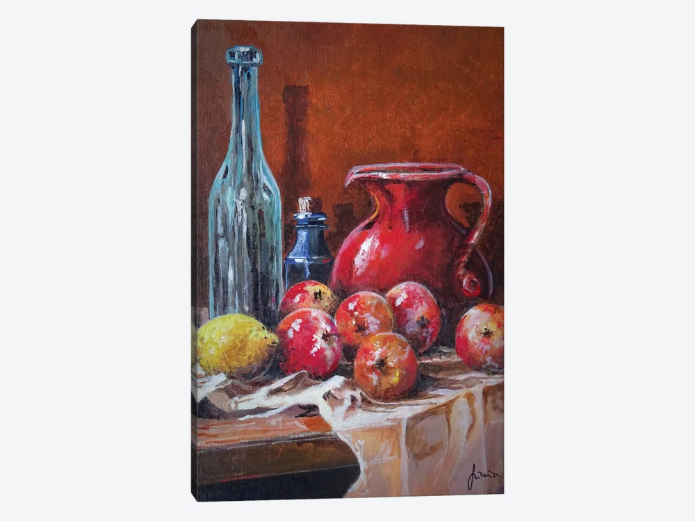 Fruits 1-piece Art Print