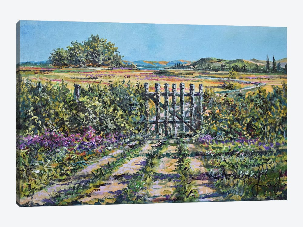 Mary's Field by Sinisa Saratlic 1-piece Art Print