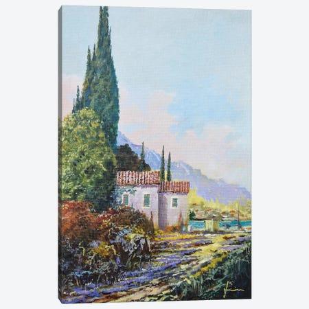 Dalmatia Canvas Print #SNS121} by Sinisa Saratlic Canvas Print