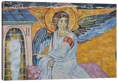 Archangel Gabriel Canvas Art Print