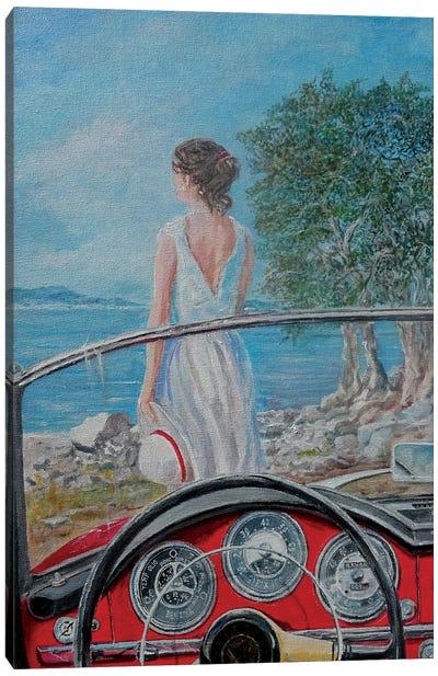 Giuiletta 1962 Canvas Art Print