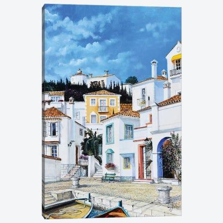 Afternoon Light II Canvas Print #SNS28} by Sinisa Saratlic Art Print