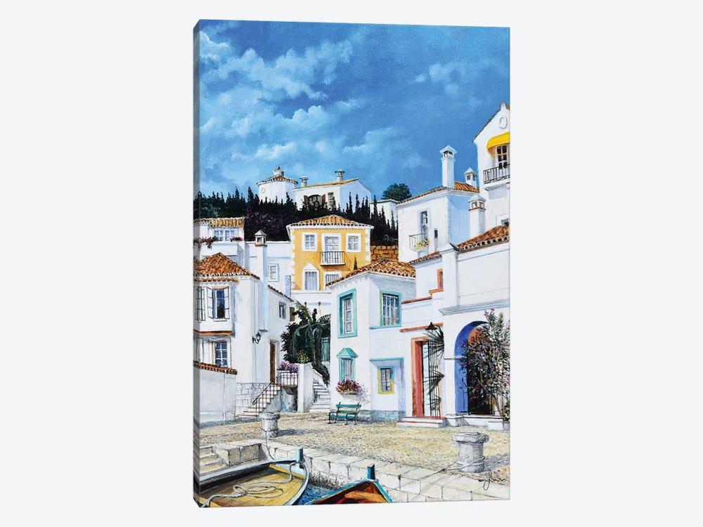 Afternoon Light II by Sinisa Saratlic 1-piece Canvas Art