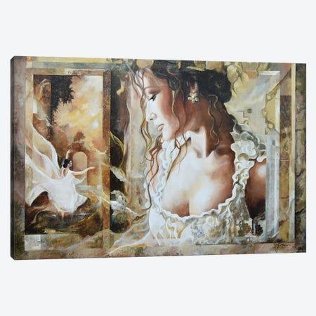 Memories Canvas Print #SNS38} by Sinisa Saratlic Canvas Artwork