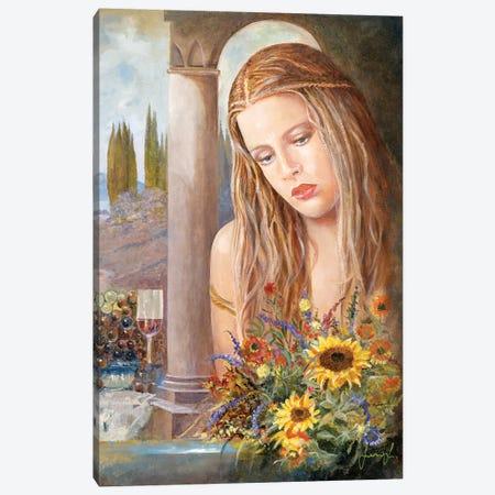 Sunny Day Acrylic Canvas Print #SNS48} by Sinisa Saratlic Art Print