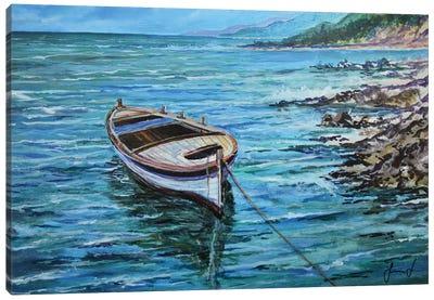 Boat Canvas Art Print