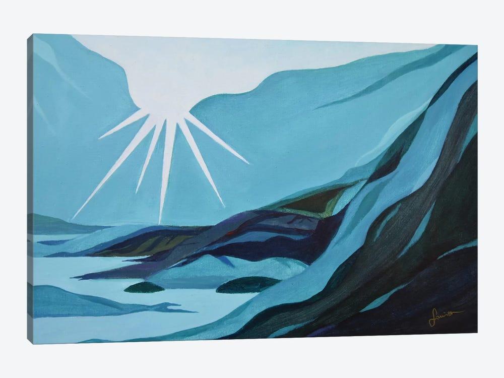 Morning Light by Sinisa Saratlic 1-piece Canvas Artwork